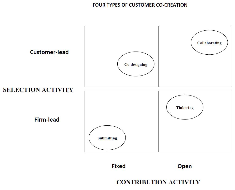 Customer co creation